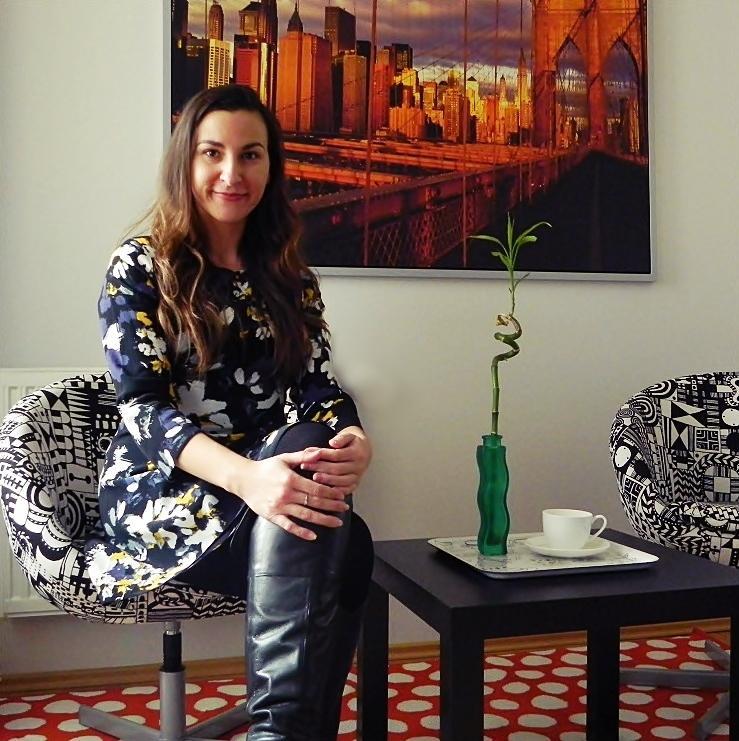 Emilia Bukiewicz lektor