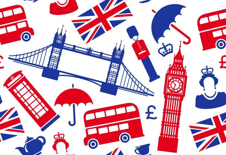 Angielskie symbole