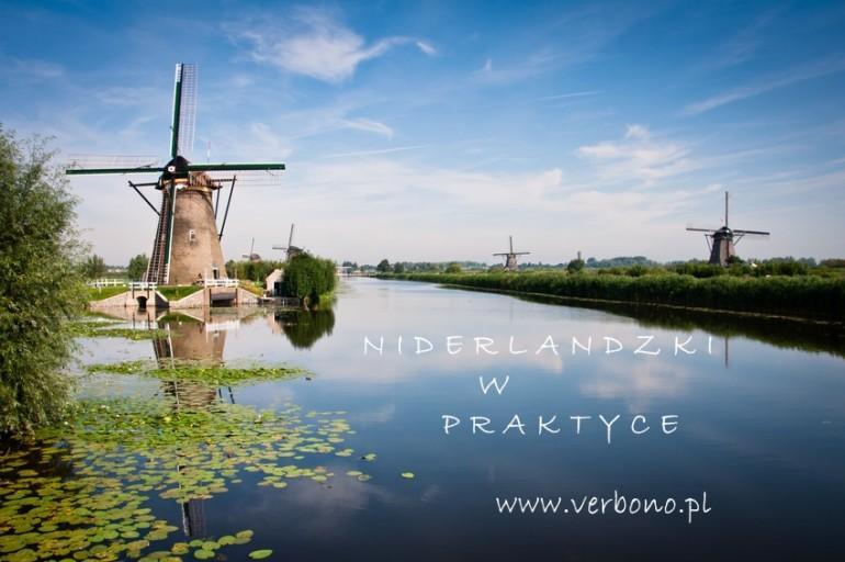 holenderski wiatrak Verbono