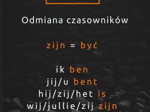 10 niderlandzkich czasowników dla początkujących i średnio-zaawansowanych