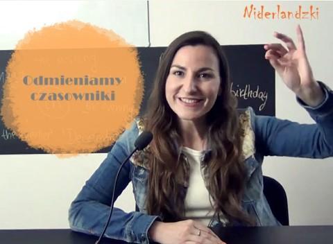 odmiana czasowników niderlandzkich