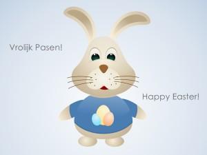 W trzech językach życzę Ci Radosnej Wielkanocy!