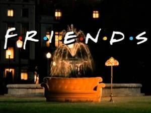 """Angielski z """"Przyjaciółmi"""" – część 1"""