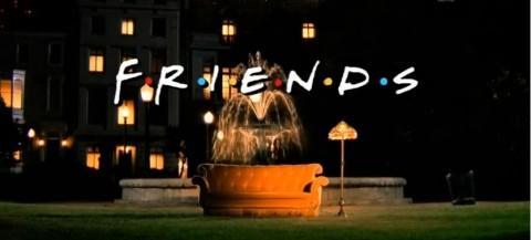friends przyjaciele