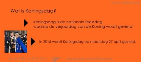 król w Holandii