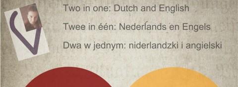 angielski i niderlandzki