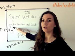 """Niderlandzkie przysłowie i poprawna wymowa """"ij"""""""