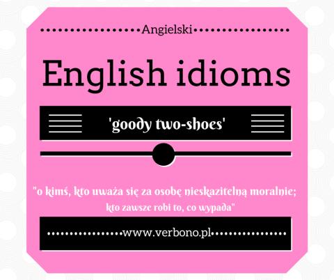 idiom angielski two