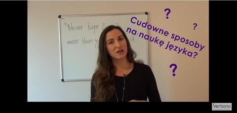 sposoby nauki języków