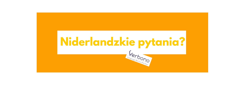 niderlandzki verbono 1