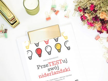 Mój pierwszy e-book do nauki niderlandzkiego