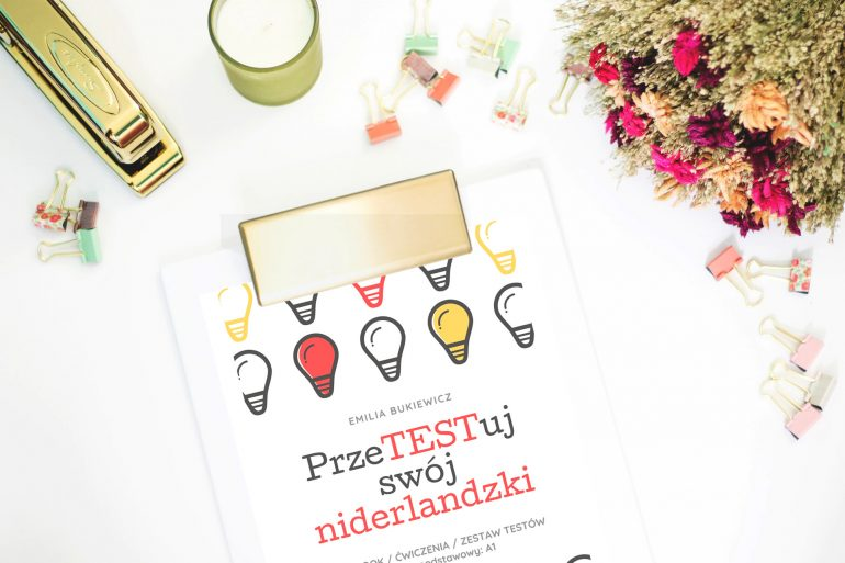 okładka e-book do nauki niderlandzkiego